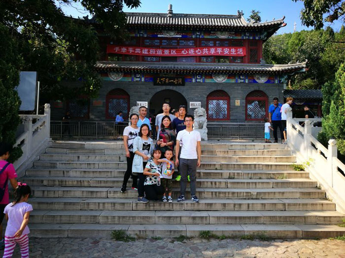 金城北京飞利浦照明团队郊游