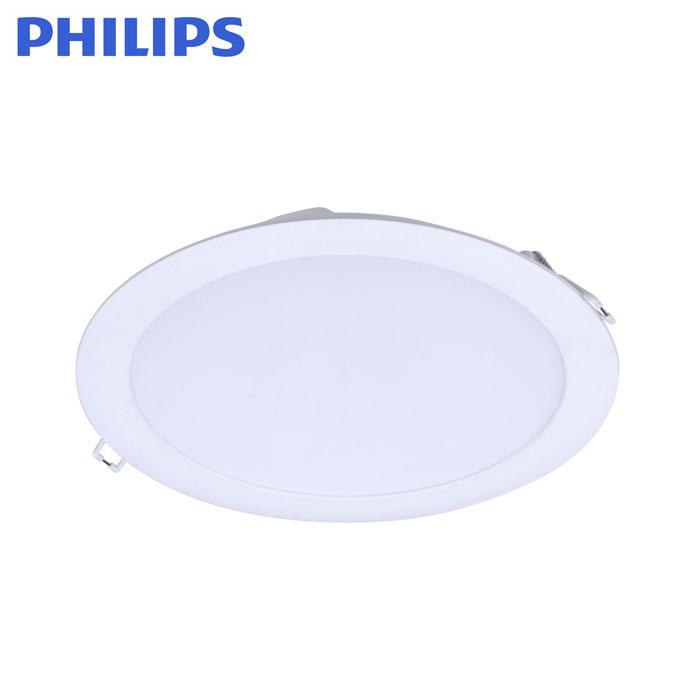 【新品】飞利浦明欣LED超薄筒灯DN020B