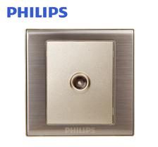 飞利浦Q8单有线电视插座