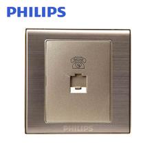 飞利浦Q8单电话插座