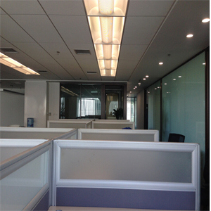 办公照明案例——建外SOHO
