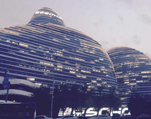 办公照明案例—望京SOHO融科中心新三板上市公司