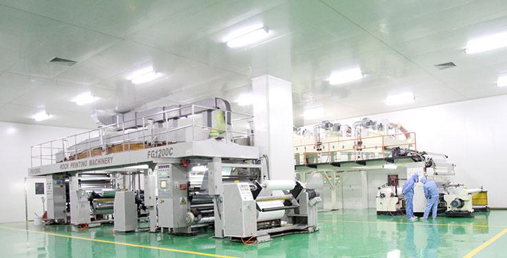 厂房车间照明工程案例展示